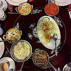 Taj - indische Gerichte