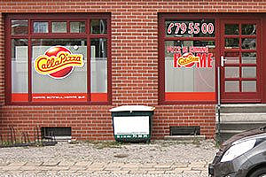 Call a Pizza Brandenburg an der Havel