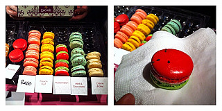 L'orchidee Macarons & Cakes