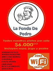 La Fonda de Pedro