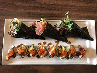 Paradise Sushi & Grill