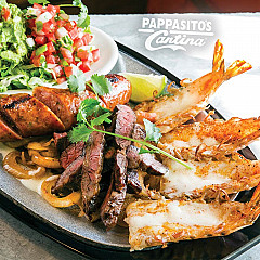 Pappas Restaurants. (Corporate Office)
