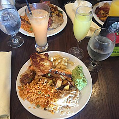 Pappasitos mexican grill & seafood