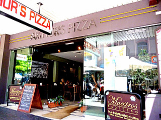 Arthurs Pizza Bondi Junction