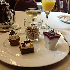 Queen Mary Champagne Sunday Brunch