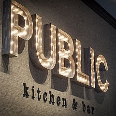 Public Kitchen And Bar Aus Providence Speisekarte