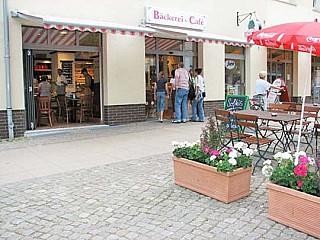 Bäckerei und Konditorei Plentz