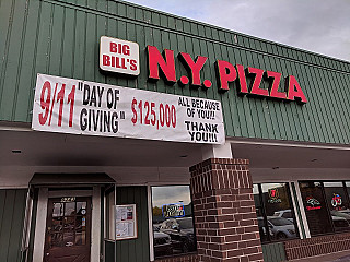 Big Bills Ny Pizza