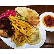 City Chicken Aus Berlin Speisekarte