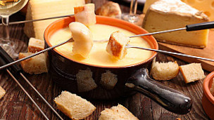 Thouse Christmas Grill Cheesefondue