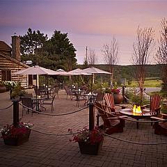 The Antler Steakhouse Deerhurst Resort