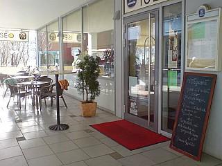 Cafe Iseo Ristorante Gelateria Pizzeria Aus Haar Speisekarte Mit
