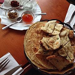 Rajas Pizzeria und Eiscafe indische Küche