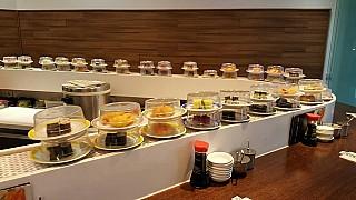 Sushi Bar in der Königs-Galerie
