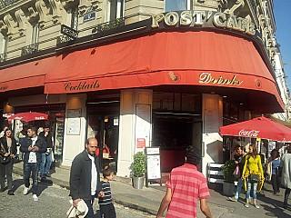 Post'cafe - Restaurant Traditionnel - PARIS