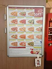 joeys karte Joeys Pizza Service aus Gera Speisekarte mit Bildern, Bewertungen