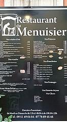 Snack du Menuisier