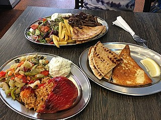 Real Greek Souvlaki Bar