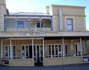Albany Hotel Restaurant