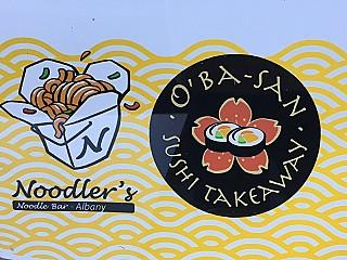 O'Ba-San Sushi Takeaway