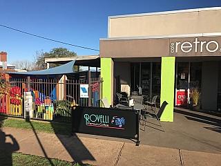 Cafe Retro and Store
