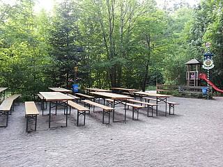 Waldmeister Biergartencafé