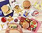 Burger King - Radial Drive