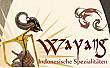 Wayang Indonesische Spezialitaeten