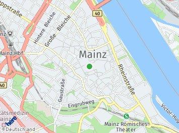 Alex Mainz Speisekarte