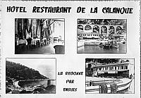 L'Auberge De La Calanque
