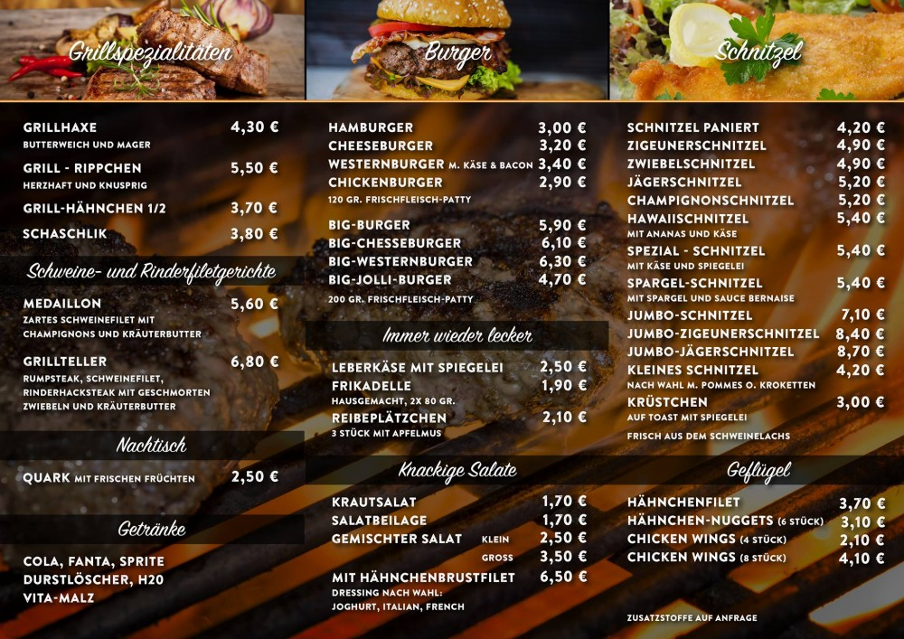 Grill-House Dortmund-Aplerbeck aus Dortmund Speisekarte