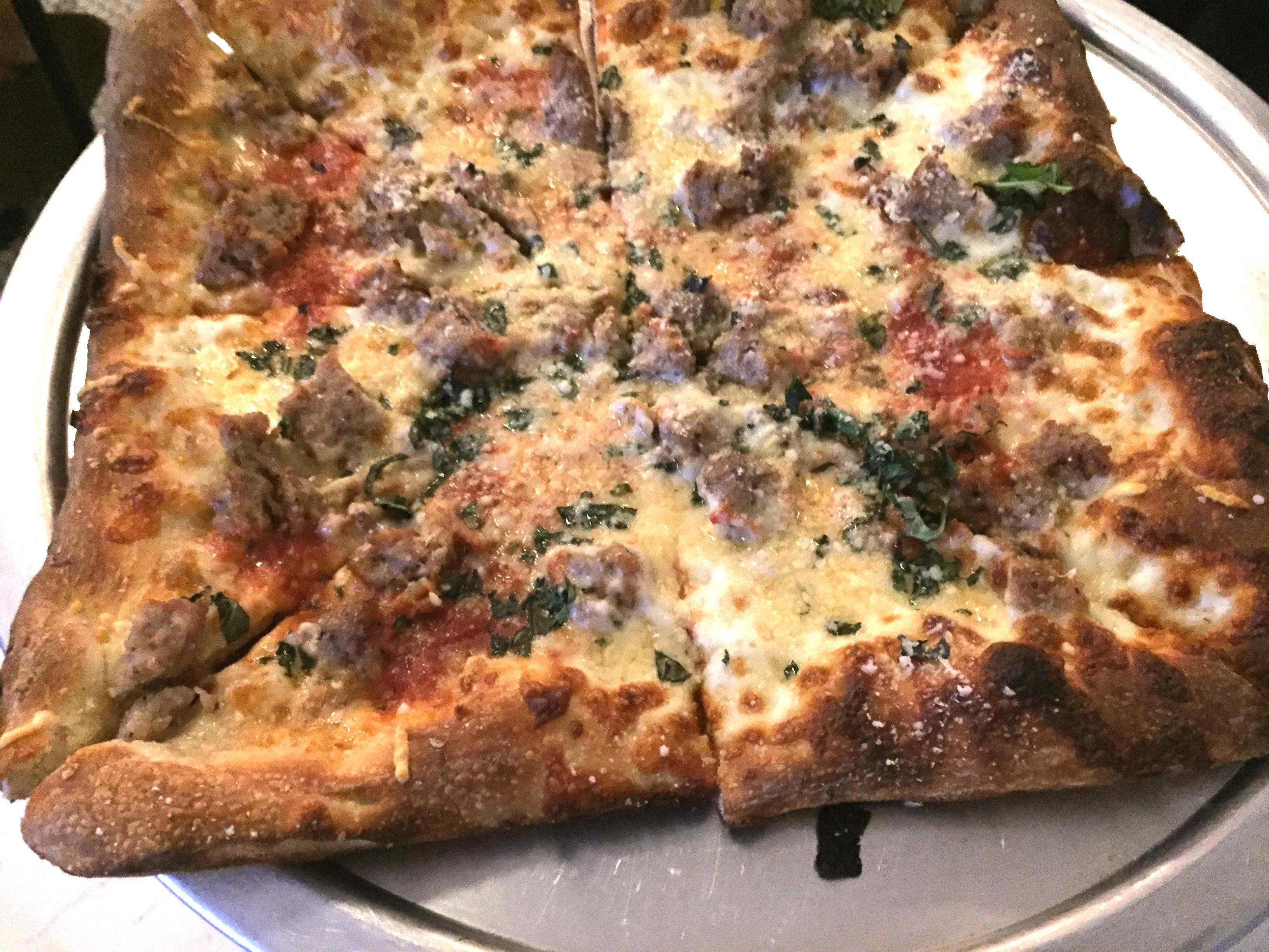 Foto der Schale Pizza Cosenza