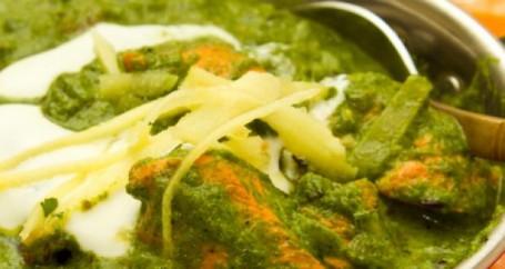 Chicken Sagwala