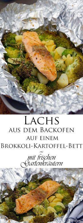 Foto der Schale Kartoffel-Broccoli