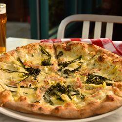 Foto der Schale Pizza Honolulu