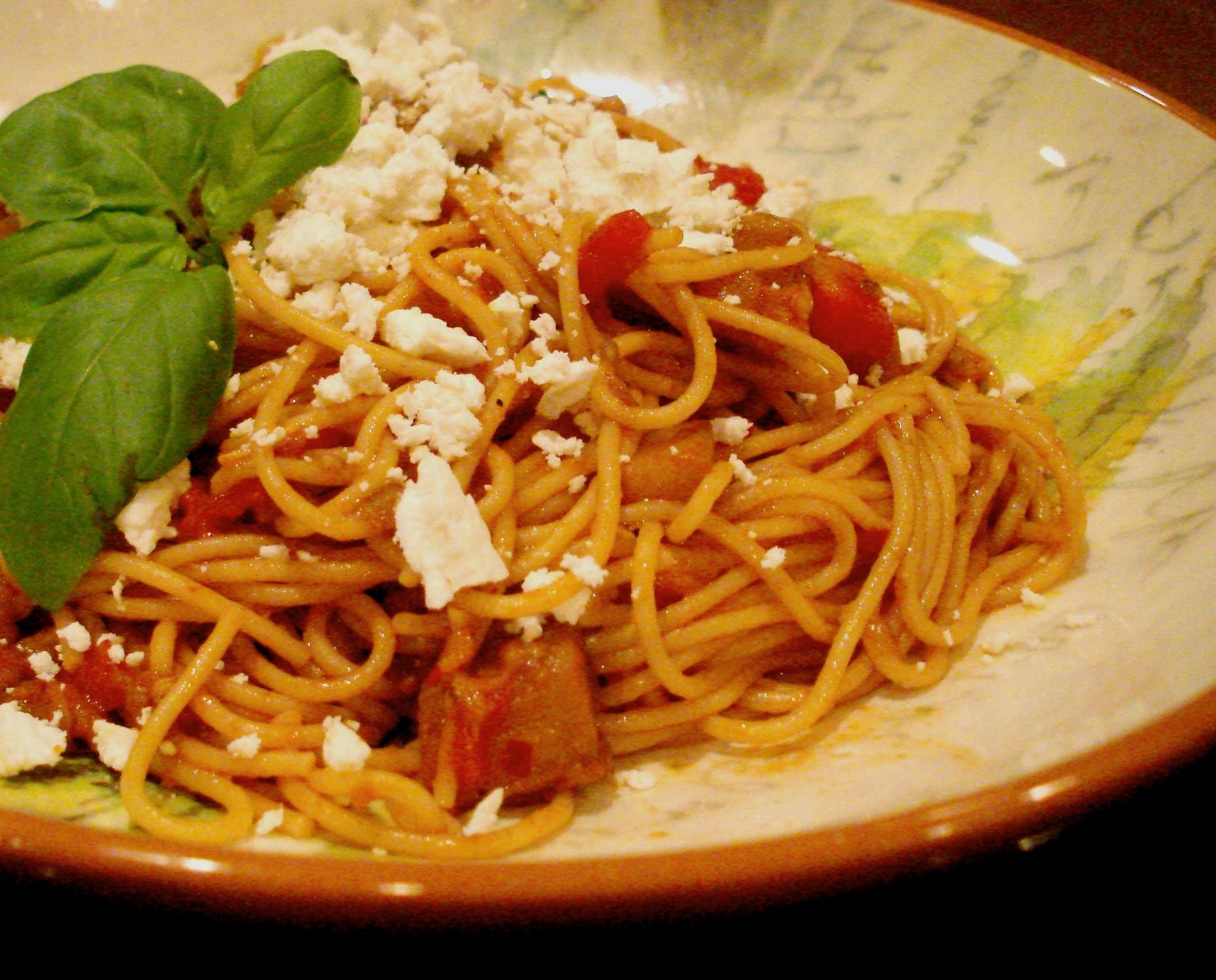 Foto der Schale Pasta alla Casa