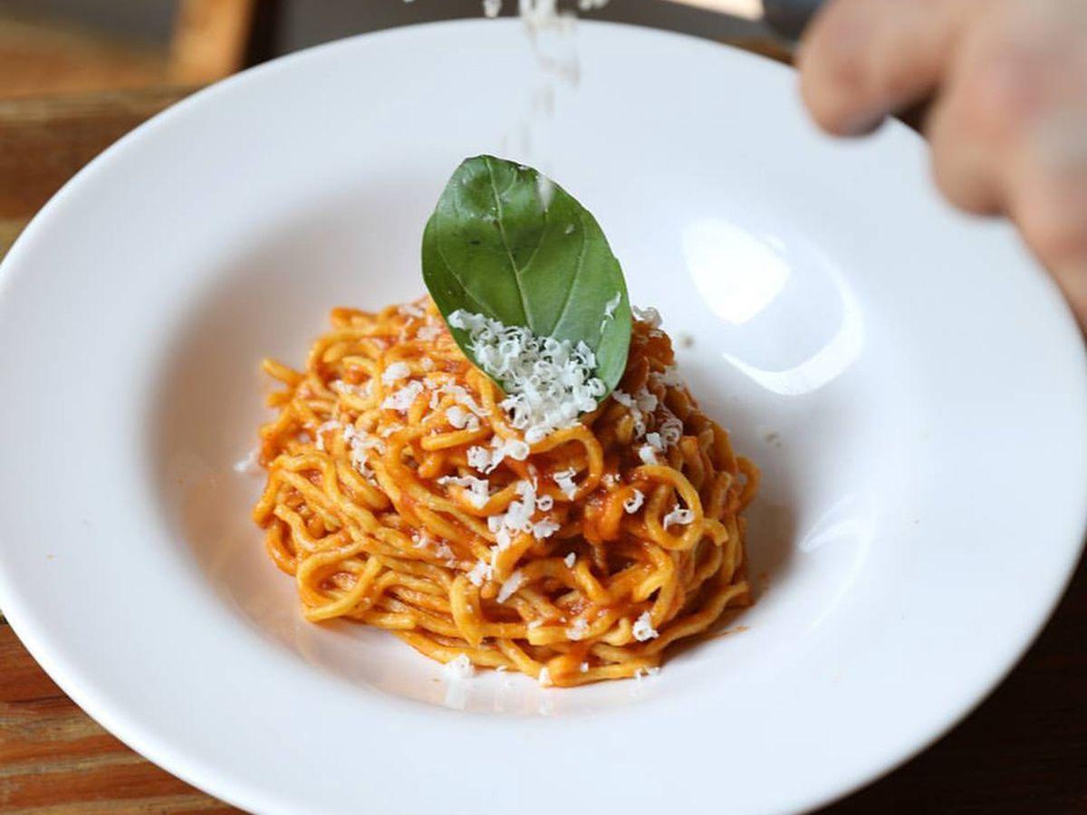 Foto der Schale Pasta A la Chef