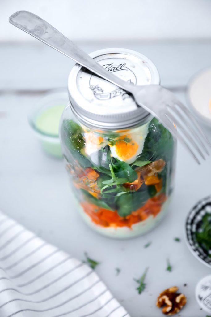 Foto der Schale Salat Malibu