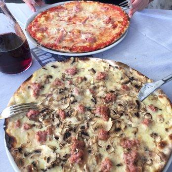 Foto der Schale Pizza San Marco