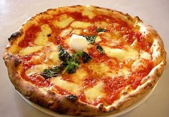 Foto der Schale Pizza Bari