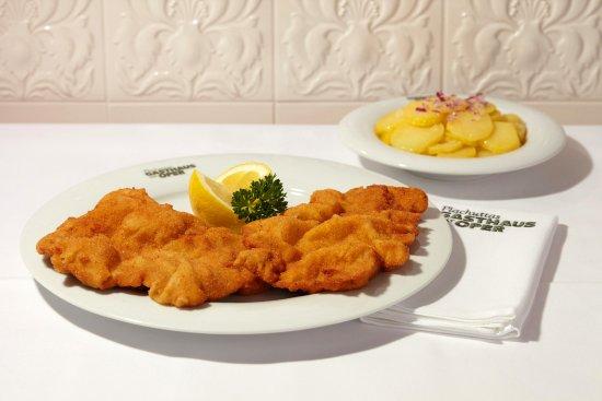 Foto der Schale Angebot - Schnitzel