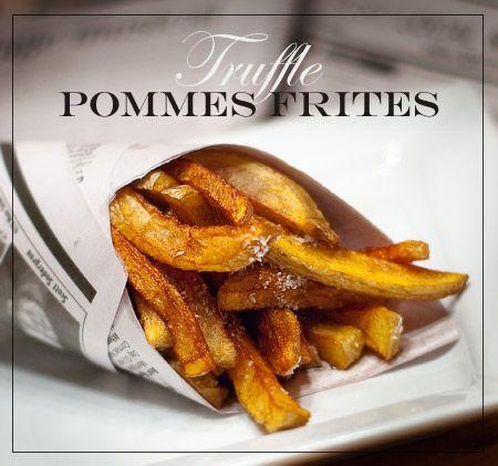Foto der Schale Portion Pommes frites klein