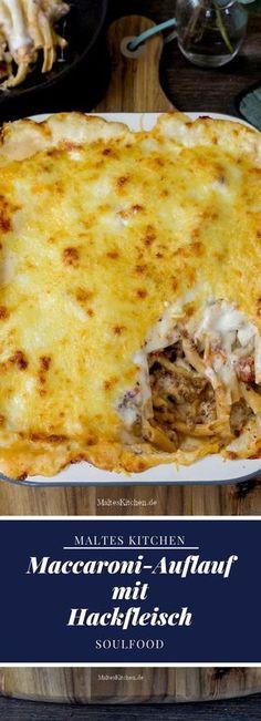 Foto der Schale Lasagne Hackfleisch