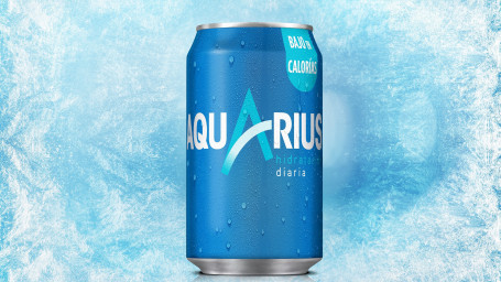 Aquarius Lim oacute;n lata ml