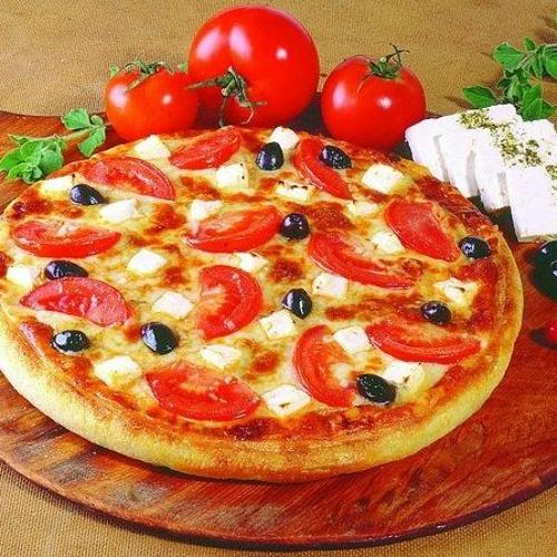 Foto der Schale Pizza Roma