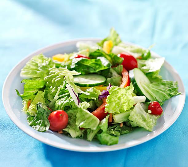 Foto der Schale Grüner Salat