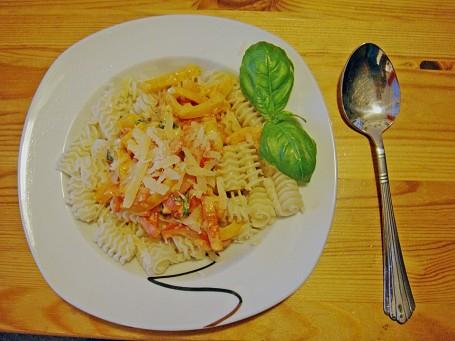 Spaghetti Diavolo