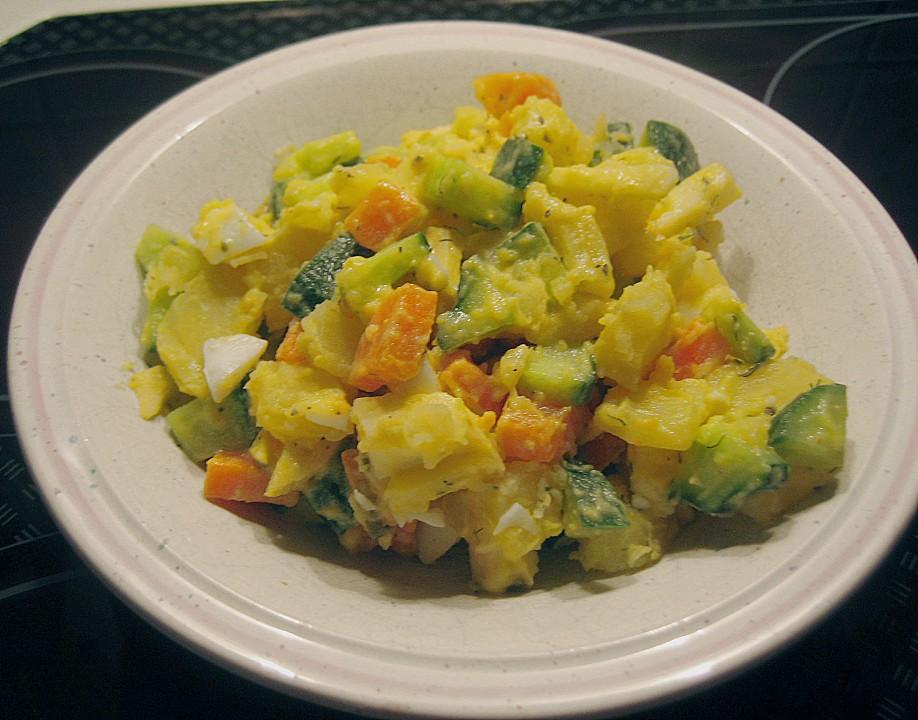 Foto der Schale Salat Chef