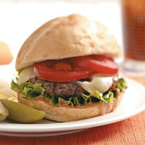 BBQ-Bacon Burger