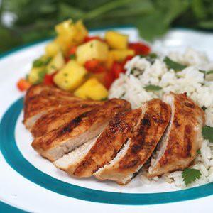Chicken Hawaii